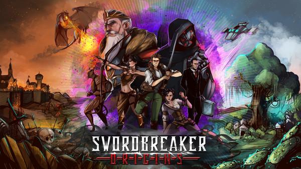 Swordbreaker: Origins