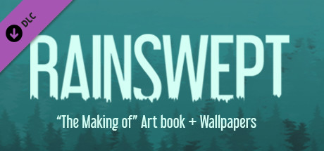 The Making of Rainswept - Artbook