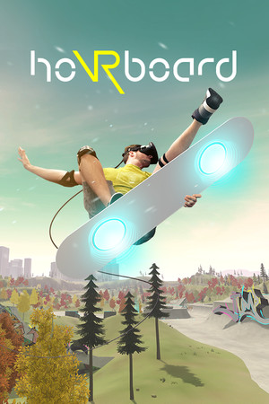 hoVRboard poster image on Steam Backlog