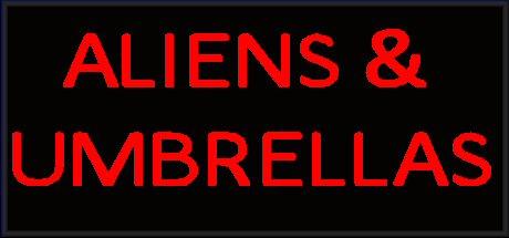 Купить Aliens and Umbrellas