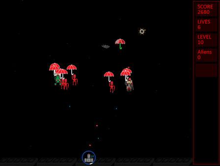 Aliens and Umbrellas