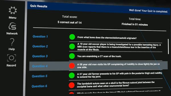 3D Organon VR Anatomy | Enterprise Edition