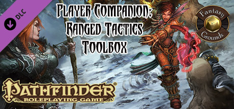 Fantasy Grounds - Pathfinder Player Companion: Ranged Tactics Toolbox (PFRPG)