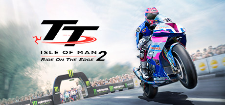 TT Isle of Man - Ride on the Edge 2 cover art