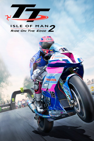TT Isle of Man Ride on the Edge 2 poster image on Steam Backlog