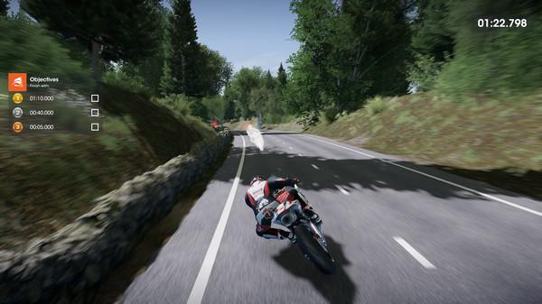 скриншот TT Isle of Man - Ride on the Edge 2 1
