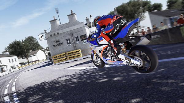 скриншот TT Isle of Man - Ride on the Edge 2 4