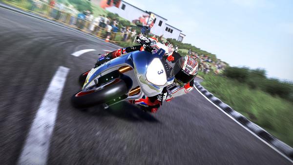 скриншот TT Isle of Man - Ride on the Edge 2 0