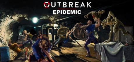 Outbreak: Epidemic Capa