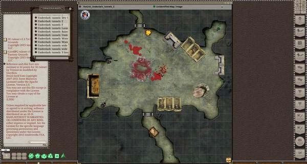Fantasy Grounds - Meanders Token Pack Set 3 (Token Pack) (DLC)