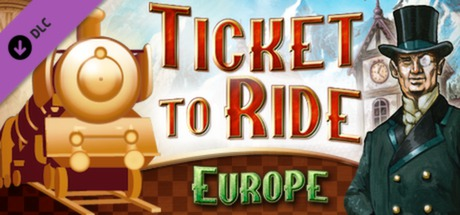 Ticket to Ride Europe DLC