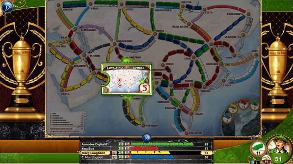 Ticket to Ride - Legendary Asia (DLC)