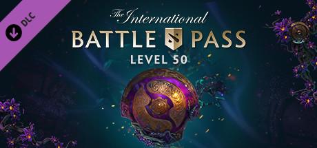 The International 2019 Battle Pass - Level 50