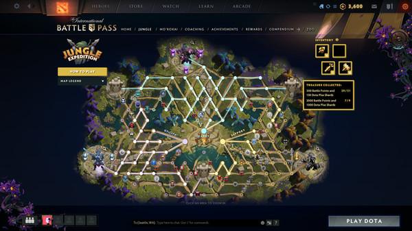скриншот The International 2019 Battle Level Bundle 1