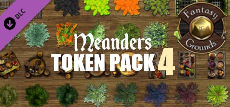 Купить Fantasy Grounds - Meanders Token Pack 4 (Token Pack) (DLC)