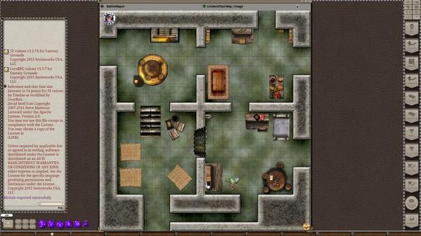 Fantasy Grounds - Meanders Token Pack 4 (Token Pack) (DLC)