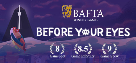 Before Your Eyes cover art
