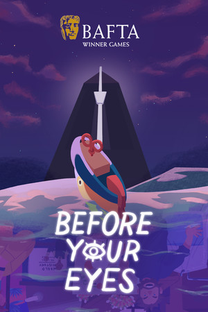 Before Your Eyes poster image on Steam Backlog