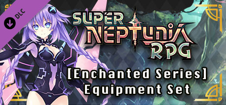 Купить Super Neptunia RPG [Enchanted Series] Equipment Set (DLC)