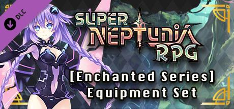 Super Neptunia RPG [Enchanted Series] Equipment Set