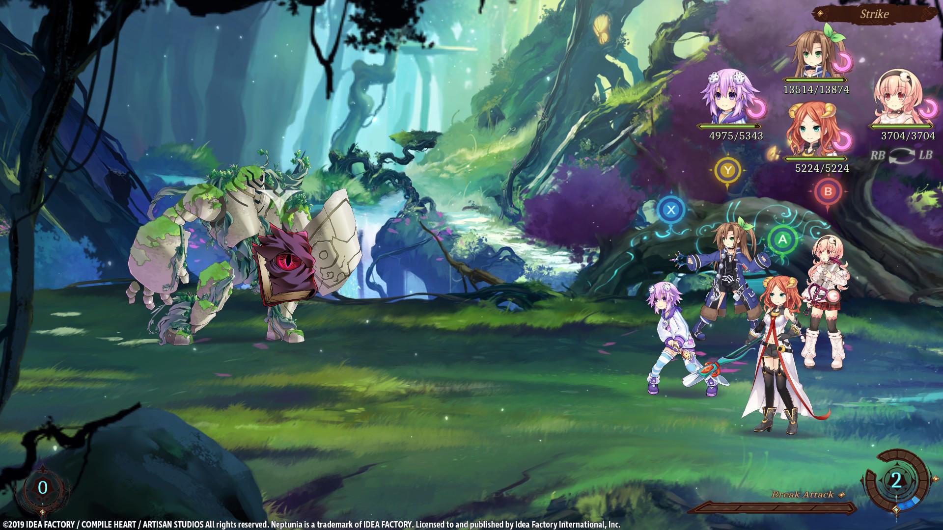Super Neptunia RPG - Additional Party Members Set - Keymailer