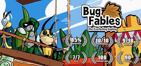 PC Games: [Steam] Daily Deal – Bug Fables: The Everlasting Sapling ($15.99/20% off)