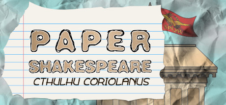 Купить Paper Shakespeare: Cthulhu Coriolanus