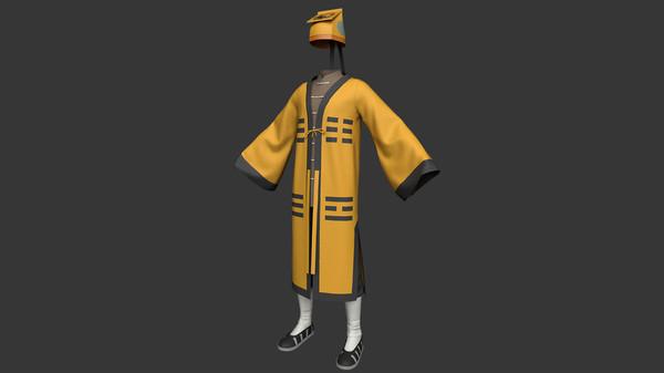 探灵笔记-古墓地宫系列:任道明-一眉道长(附送29999灵币) (DLC)