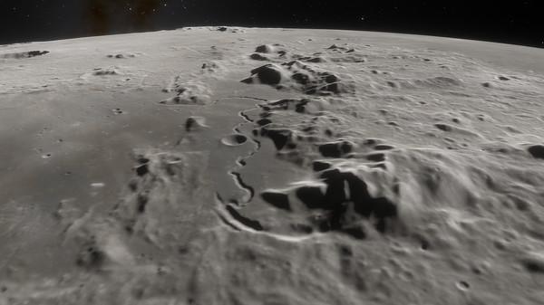 SpaceEngine - Moon HD (DLC)
