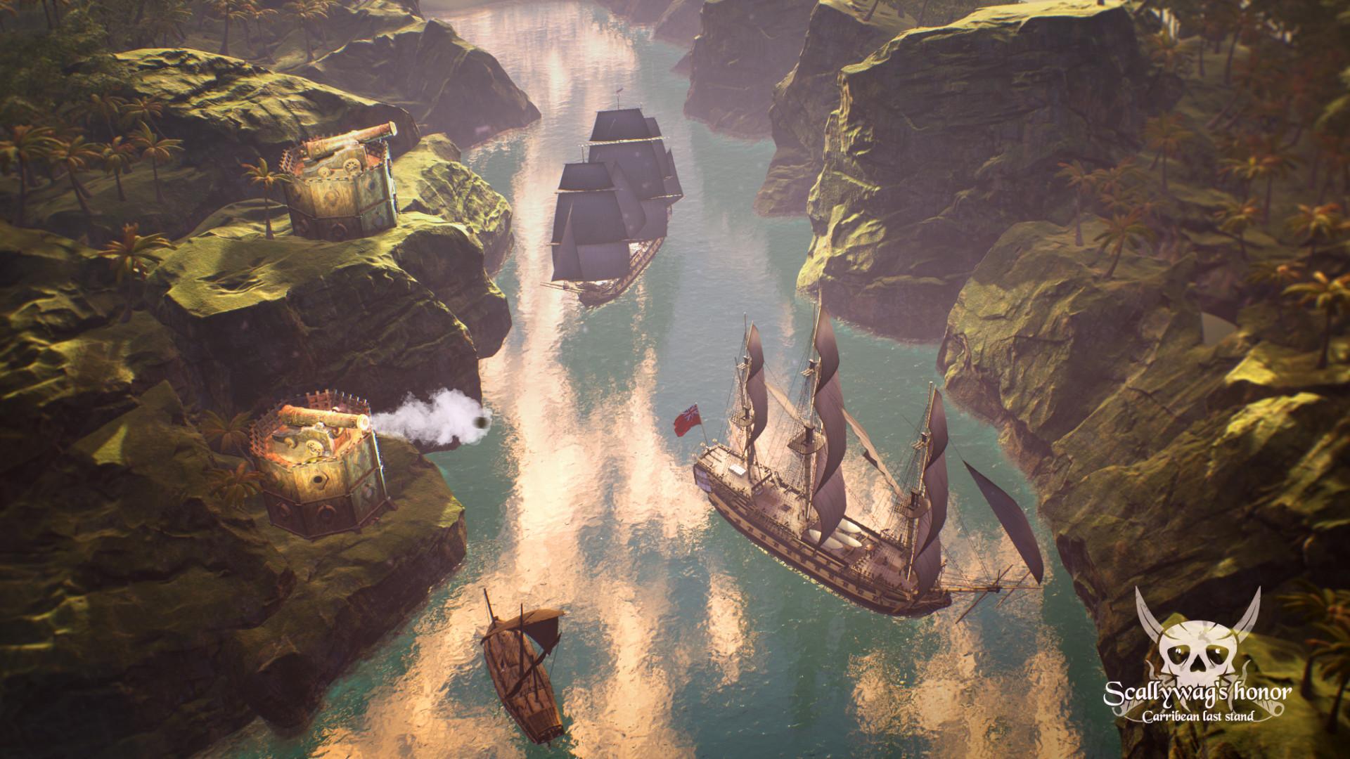 Scallywag's Honor on Steam