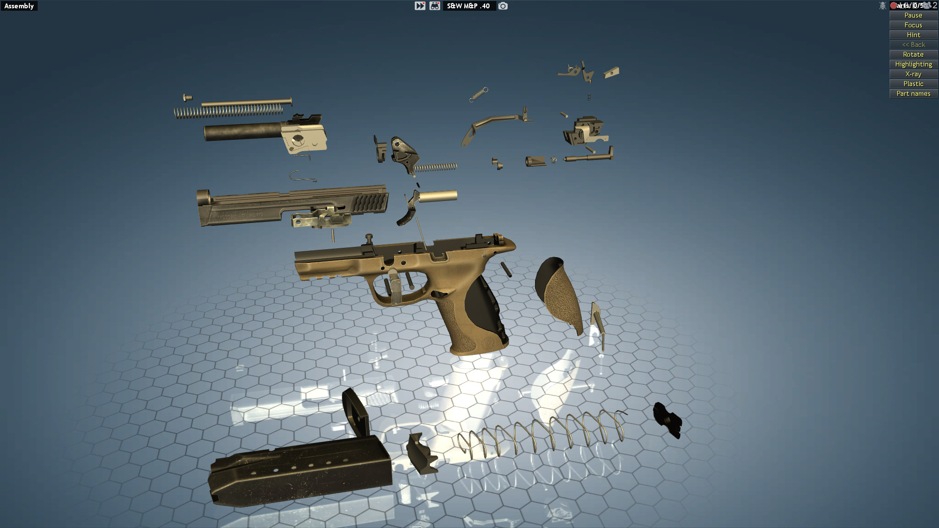 World of Guns: Suppressed Guns Pack #1