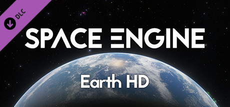 Купить SpaceEngine - Earth HD (DLC)