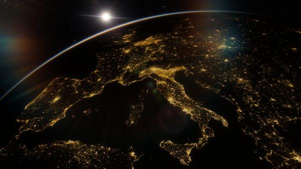 SpaceEngine - Earth HD (DLC)
