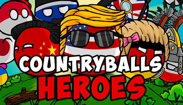 Countryballs Heroes On Steam
