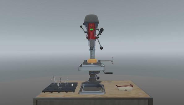 Drill Press - InductVR (DLC)