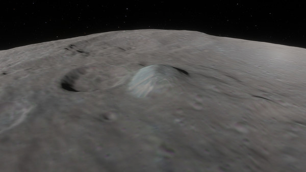 SpaceEngine - Asteroids HD (DLC)