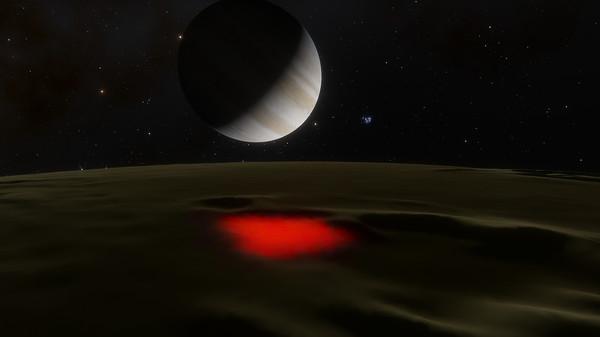SpaceEngine - Jupiter System HD (DLC)