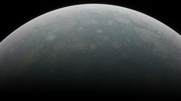 SpaceEngine - Jupiter System HD (DLC)