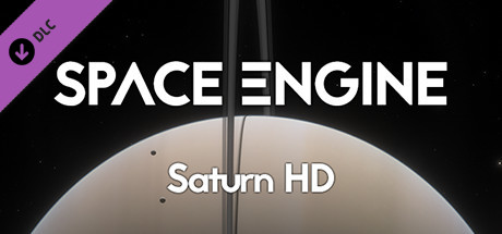 SpaceEngine - Saturn System HD