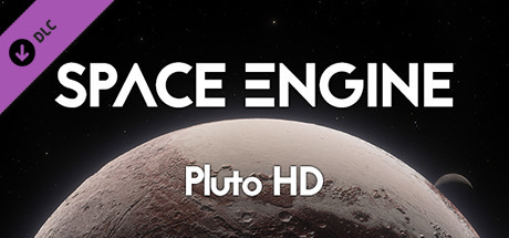 SpaceEngine - Pluto System HD