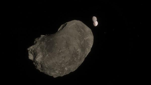 SpaceEngine - Pluto System HD (DLC)
