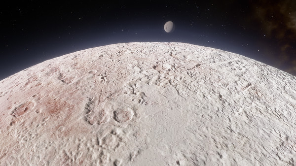 SpaceEngine - Pluto System HD (DLC)