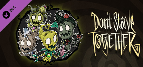 Купить Don't Starve Together: Wormwood Deluxe Chest (DLC)