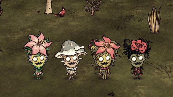 Don't Starve Together: Wormwood Deluxe Chest (DLC)
