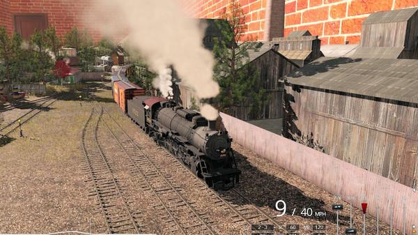 Trainz 2019 DLC: The Innter Kohn Necktion Railroad