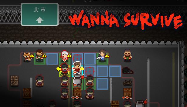 Wanna Survive-活屍戰棋 on Steam