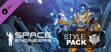 Купить Space Engineers - Style Pack (DLC)