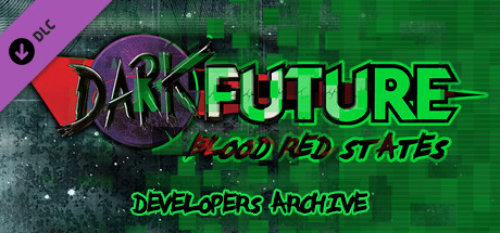 Dark Future: Blood Red States, Developer's Archive
