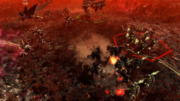 Warhammer 40000 Gladius Chaos Space Marines ScreenShot 1