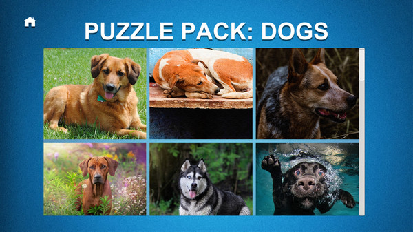 PUZZLE: ULTIMATE - Puzzle Pack: DOGS (DLC)